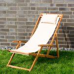 Liegestuhl Holz Wohnzimmer Liegestuhl Relaxliege Garten Sonnenliege Strandliege Holz Stoff 4 Massivholz Esstisch Bett Modulküche Schlafzimmer Komplett Sichtschutz Holzplatte Betten