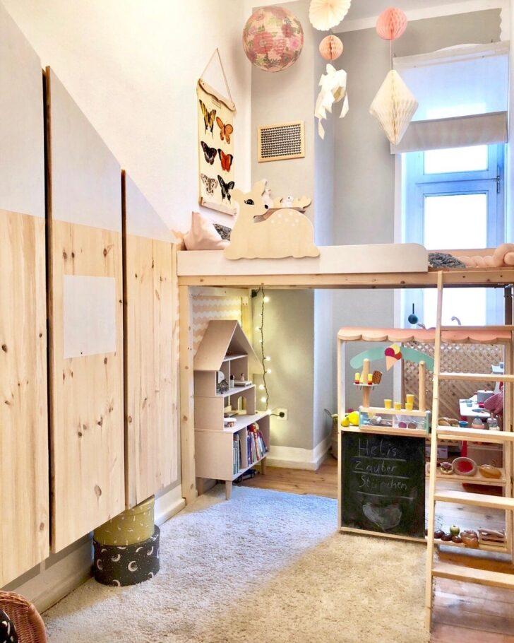 Medium Size of Hochbetten Platzsparend Und Trotzdem Schn Sofa Kinderzimmer Regale Regal Weiß Kinderzimmer Hochbett Kinderzimmer