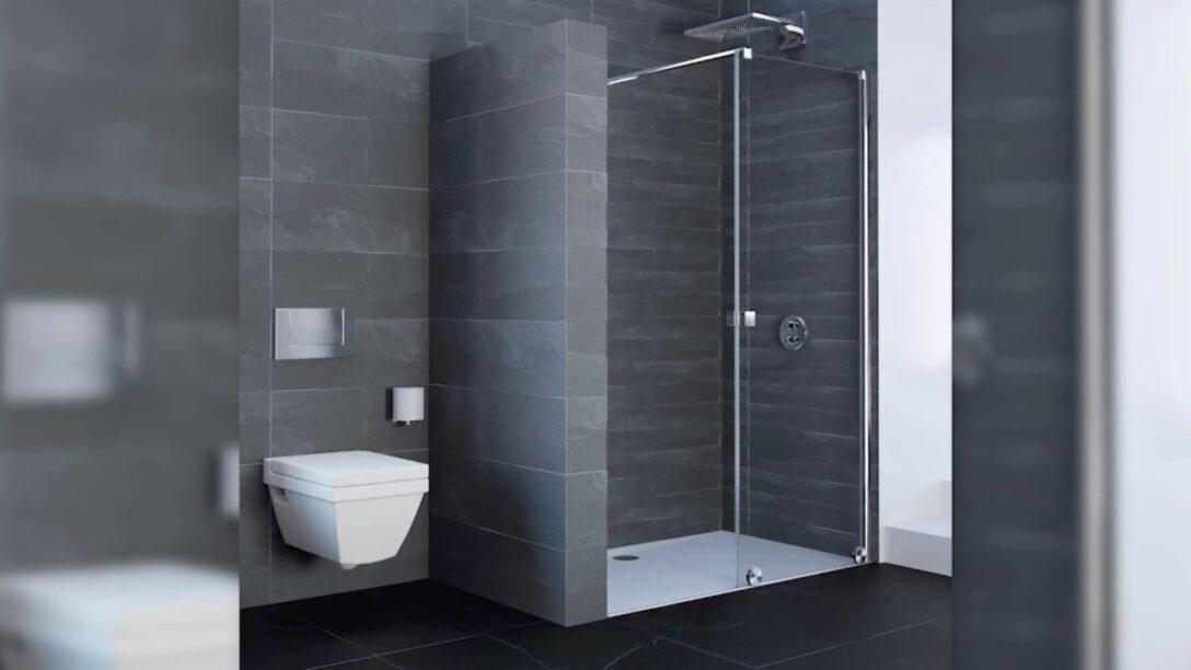 Large Size of Montagevideos Duschen Bodengleiche Hüppe Dusche Moderne Breuer Hsk Schulte Werksverkauf Begehbare Sprinz Kaufen Dusche Hüppe Duschen