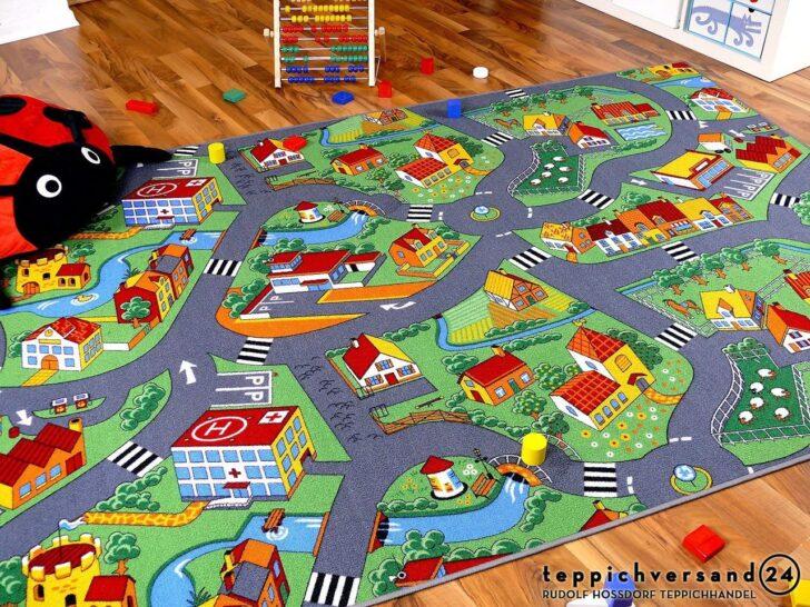 Medium Size of Teppichboden Kinderzimmer Amazonde Snapstyle Spiel Teppich Little Village Grn In Regale Regal Sofa Weiß Kinderzimmer Teppichboden Kinderzimmer