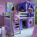 Kinderbett Mädchen 5383ea3b29a8c Betten Bett Wohnzimmer Kinderbett Mädchen