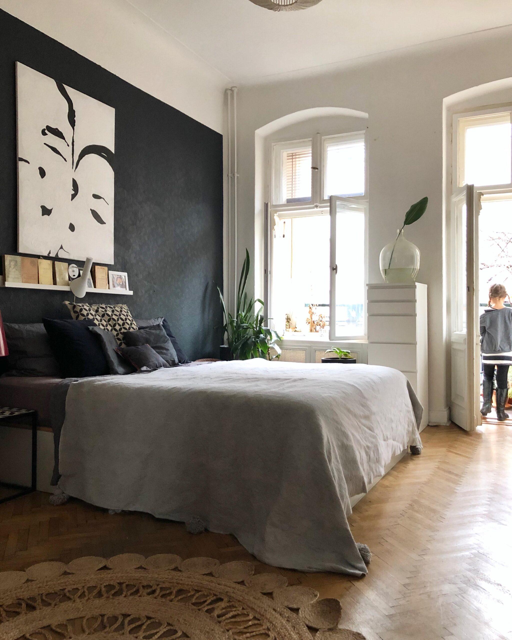 Full Size of Wanddeko Schlafzimmer Deko So Machst Du Es Dir Gemtlich Deckenleuchten Landhaus Komplett Weiß Küche Tapeten Guenstig Günstig Weißes Set Teppich Wohnzimmer Wanddeko Schlafzimmer