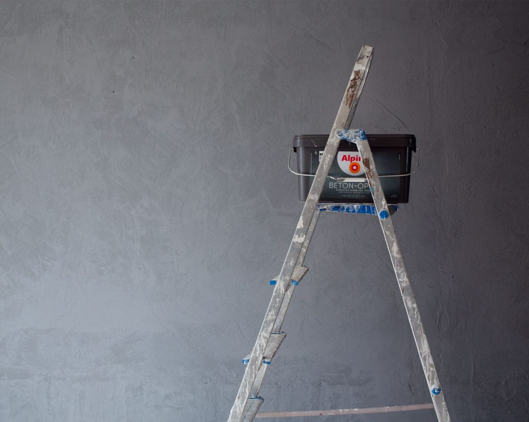 Large Size of Alpina Betonoptik Set Beton Optik Grau Bauhaus Hellgrau Toom Interiordesign Diy Eine Wand In The Coco Question Bad Hotel Hofgastein Küche Wohnzimmer Alpina Betonoptik