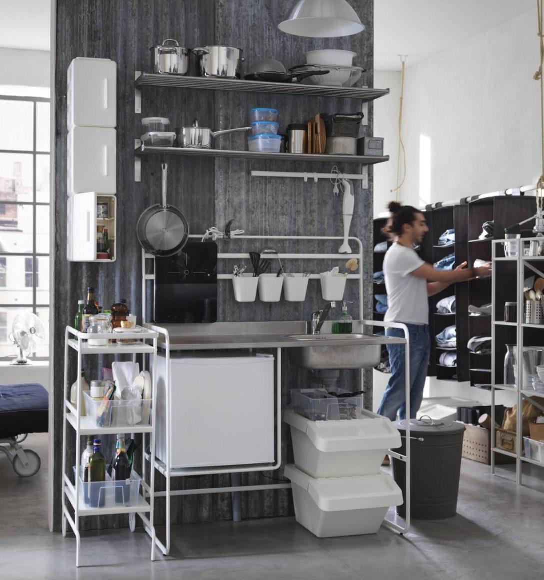 Large Size of Miniküche Ikea Sunnersta Minikche Im Katalog Betten 160x200 Küche Kaufen Kosten Mit Kühlschrank Bei Modulküche Stengel Sofa Schlaffunktion Wohnzimmer Miniküche Ikea
