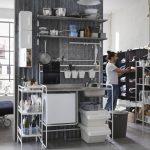 Miniküche Ikea Wohnzimmer Miniküche Ikea Sunnersta Minikche Im Katalog Betten 160x200 Küche Kaufen Kosten Mit Kühlschrank Bei Modulküche Stengel Sofa Schlaffunktion