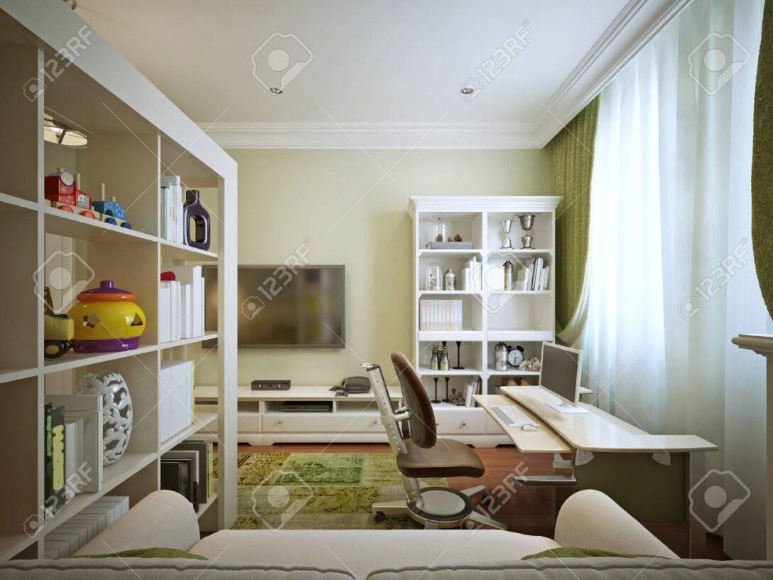 Large Size of Fr Das Bett Jungen Mit Regalen Und Einem Sofa Regal Regale Weiß Kinderzimmer Kinderzimmer Jungen