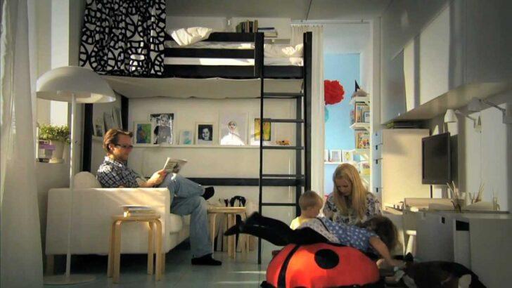 Medium Size of Ikea Fr Kleine Rume Clevere Ideen Mehr Platz Youtube Küche Kaufen Kosten Betten 160x200 Modulküche Jugendzimmer Bett Sofa Mit Schlaffunktion Bei Miniküche Wohnzimmer Jugendzimmer Ikea