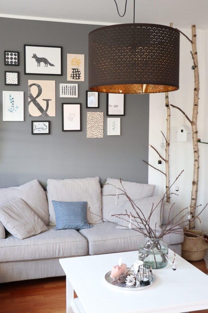 Medium Size of Bilderwand Ideen Wohnzimmer Lavendelblog Bilder Modern Wohnwand Deckenlampe Tischlampe Led Lampen Lampe Beleuchtung Deckenleuchte Vitrine Weiß Liege Kommode Wohnzimmer Wohnzimmer Ideen