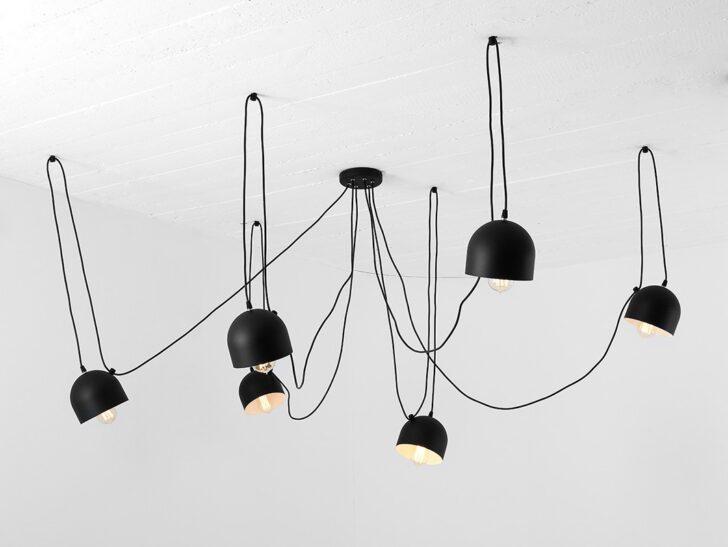 Medium Size of Hängelampen Hngelampe Popo 6 Schwarz Nur Bei Hngelampen Wohnzimmer Hängelampen