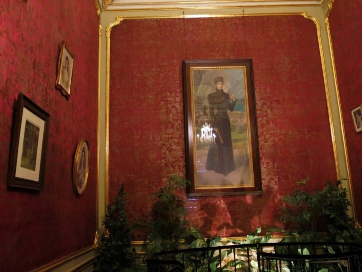 Medium Size of Bild Schne Rote Tapete Zu Schloss Schnbrunn In Wien Tapeten Schlafzimmer Fototapeten Wohnzimmer Für Die Küche Schöne Betten Mein Schöner Garten Abo Ideen Wohnzimmer Schöne Tapeten