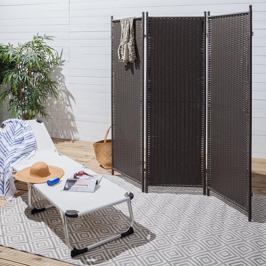 Full Size of Paravent Outdoor Bambus Amazon Glas Polyrattan Garten Metall Pirot Home24 Küche Edelstahl Kaufen Wohnzimmer Paravent Outdoor