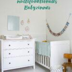 Einrichtung Kinderzimmer Kinderzimmer Maikes Haustour Multifunktionales Babyzimmer Einrichten Regal Kinderzimmer Regale Sofa Weiß