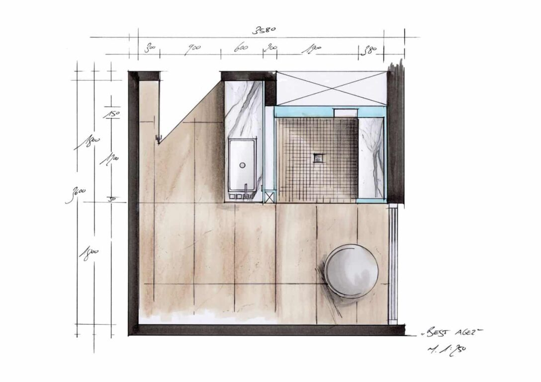 Large Size of Ebenerdige Dusche Kosten Bodengleiche Duschen Edel Mit Individuellen Fliesen Und Materialien Für Wand Begehbare Antirutschmatte Neues Bad Renovieren Rechner Dusche Ebenerdige Dusche Kosten