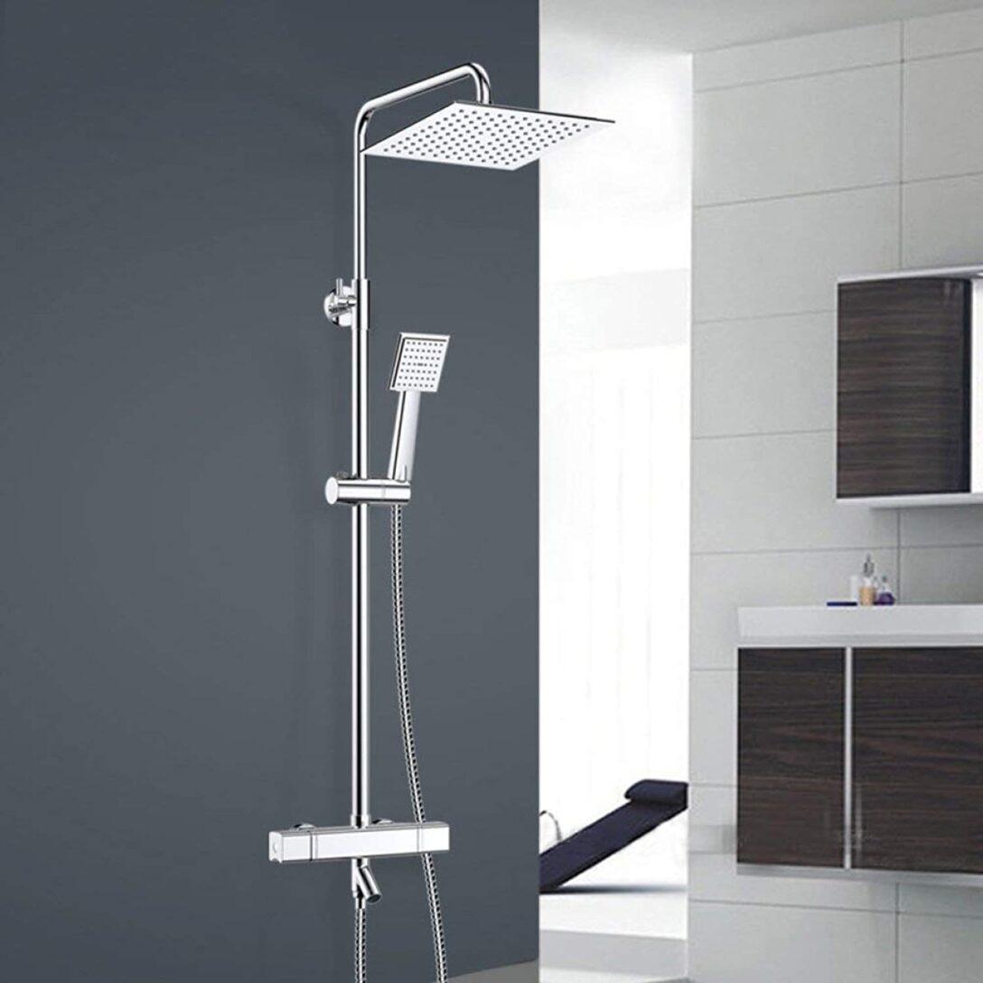 Large Size of Wasserhahn Dse Badezimmer Steuerbar Temperatur Dusche Unterputz Armatur Breuer Duschen Bodengleich Begehbare Bluetooth Lautsprecher Bodengleiche Einbauen Dusche Rainshower Dusche