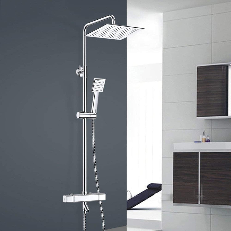 Full Size of Wasserhahn Dse Badezimmer Steuerbar Temperatur Dusche Unterputz Armatur Breuer Duschen Bodengleich Begehbare Bluetooth Lautsprecher Bodengleiche Einbauen Dusche Rainshower Dusche