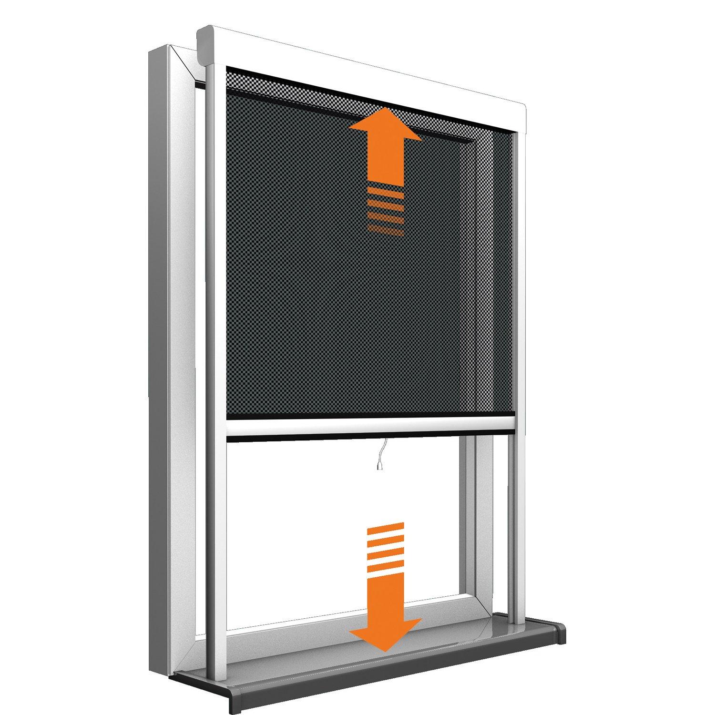 Full Size of Alu Rollo Fenster System 100 Cm 160 Wei Kaufen Bei Obi 120x120 Rollos Innen Sonnenschutz Jalousie Küche Gewinnen Sprüche T Shirt Junggesellinnenabschied Wohnzimmer Fensterrollo Innen
