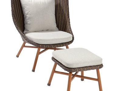 Garten Lounge Sessel Wohnzimmer Lounge Sessel Bonfield Polyrattan Inkl Hocker Kaufen Bei Obi Set Garten Lärmschutzwand Kosten Sichtschutz Wpc Bewässerung Automatisch Loungemöbel Holz