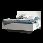 Stauraumbett 120x200 Wohnzimmer Stauraumbett 120x200 Betten Bett Weiß Mit Matratze Und Lattenrost Bettkasten