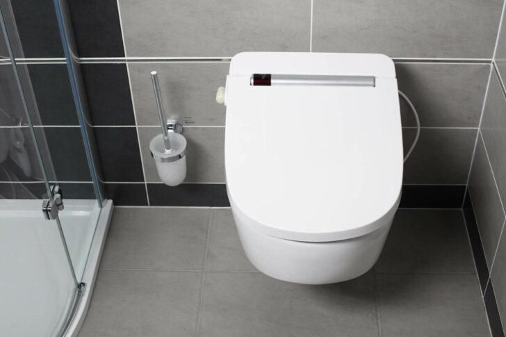 Medium Size of Vovo Vb4100s Dusch Wc Aufsatz Mit Edelstahldsen Badewanne Tür Und Dusche Einbauen Begehbare Duschen Anal Schiebetür Unterputz Armatur Bodengleiche Dusche Dusch Wc Aufsatz
