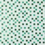 Edem 1022 15 Kchentapete Mosaik Steinchen Muster Mintgrn Trkis Wohnzimmer Küchentapete