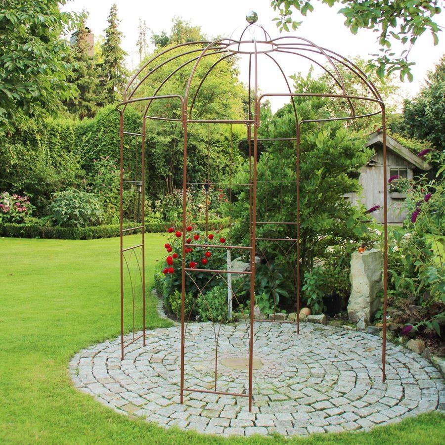 Full Size of Gartenpavillon Metall Rosenpavillon 270 Hhe Rankhilfe Rankgitter Regale Bett Regal Weiß Wohnzimmer Gartenpavillon Metall