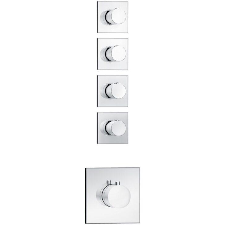Medium Size of Soho 4 Wege Unterputz Thermostat Armatur Wunderbad Anal Dusche Pendeltür Hüppe Badewanne Mit Ebenerdige Komplett Set Grohe Glaswand Mischbatterie Begehbare Dusche Thermostat Dusche