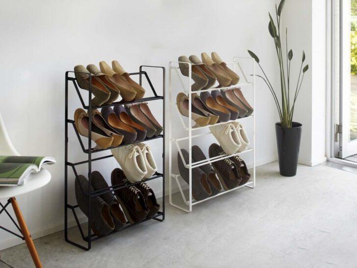 Medium Size of Schuhregal Aus Metall 4 Reihen Fr 8 12 Paar Schuhe Yamazaki Regal Tisch Kombination Graues Weiß Hochglanz Obstkisten Schreibtisch Mit Rustikal Weißes Bücher Regal Schuh Regal