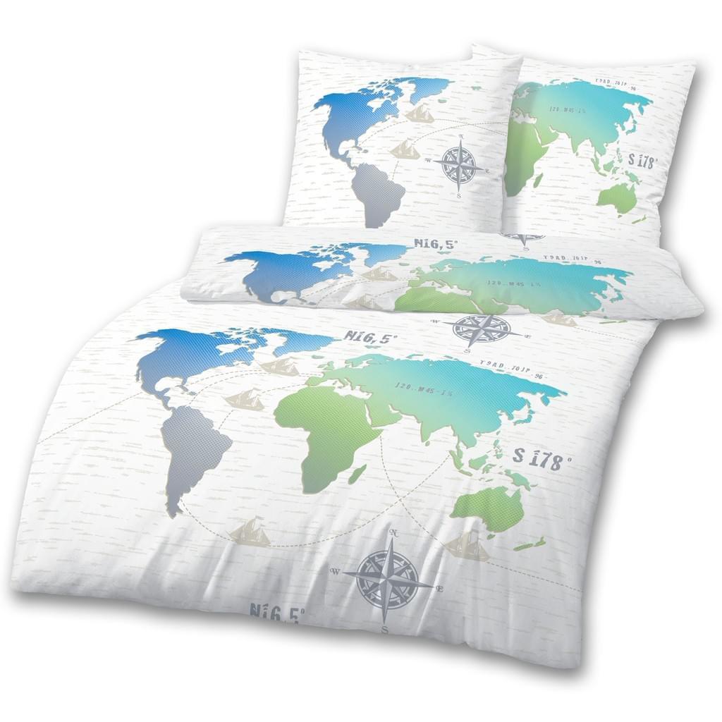 Full Size of Weltkarte Bettwsche 80x80 135x200 Cm Real Bettwäsche Sprüche Teenager Betten Für Wohnzimmer Bettwäsche Teenager