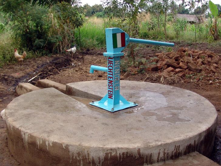 Medium Size of Brunnen Selber Bauen Wasser Ist Leben Brunnenprojekt Ifakara Bett Zusammenstellen Küche Bodengleiche Dusche Nachträglich Einbauen 180x200 Boxspring Regale Wohnzimmer Brunnen Selber Bauen