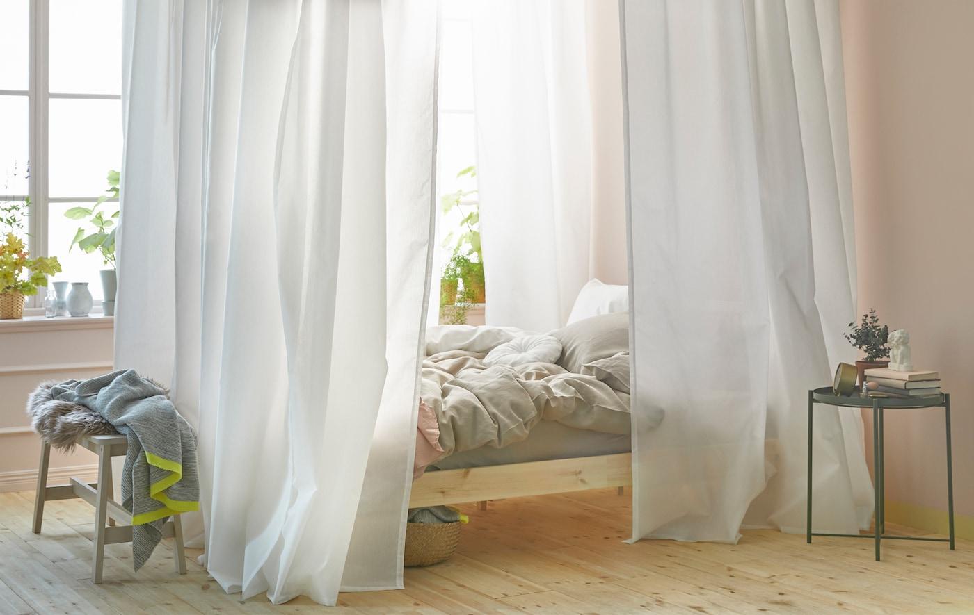 Full Size of Schlafzimmer Gardinen Ikea Zweite Und Mehr Set Mit Matratze Lattenrost Kommode Für Die Küche Teppich Deckenleuchte Scheibengardinen Rauch Kronleuchter Regal Wohnzimmer Schlafzimmer Gardinen
