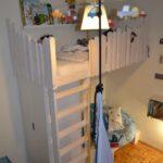 Hochbetten Kinderzimmer Tutorial Hochbett Selber Bauen Sofa Regal Weiß Regale Kinderzimmer Hochbetten Kinderzimmer