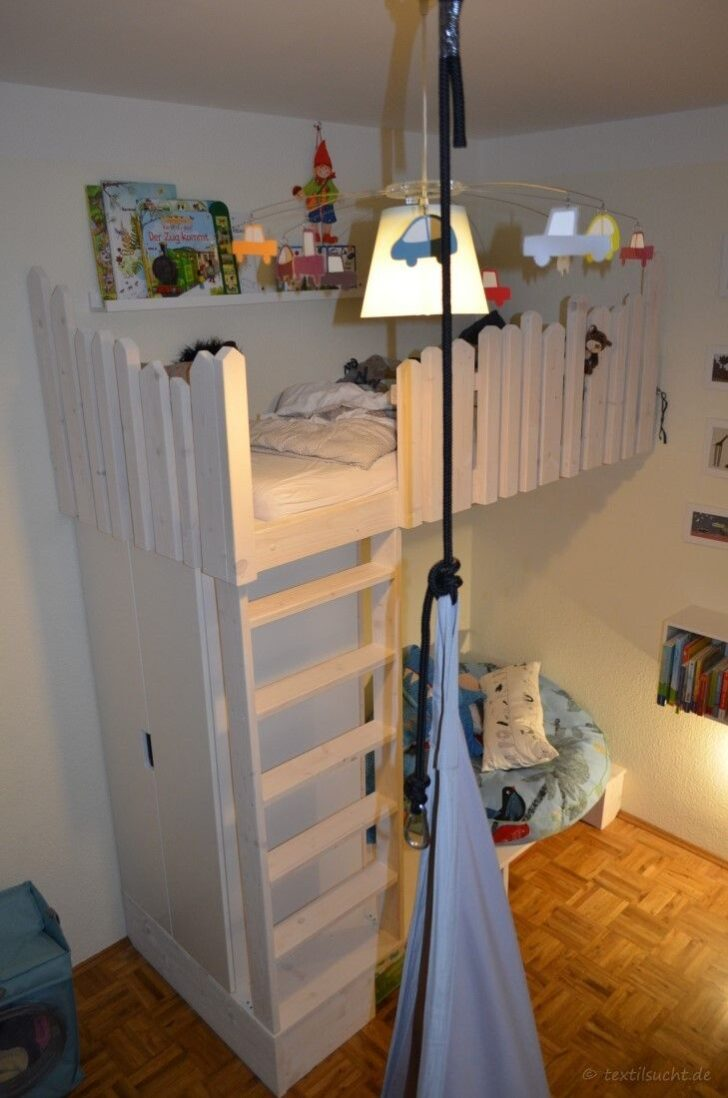 Medium Size of Hochbetten Kinderzimmer Tutorial Hochbett Selber Bauen Sofa Regal Weiß Regale Kinderzimmer Hochbetten Kinderzimmer
