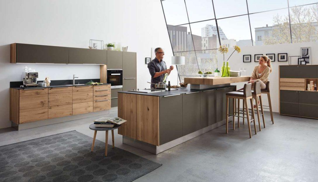 Large Size of Holzküchen So Werden Massivholzkchen Richtig Gepflegt Kchen Journal Wohnzimmer Holzküchen