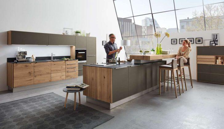 Medium Size of Holzküchen So Werden Massivholzkchen Richtig Gepflegt Kchen Journal Wohnzimmer Holzküchen
