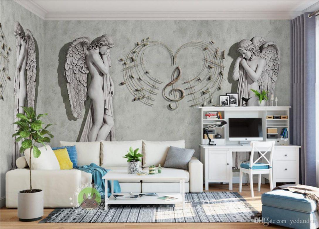 Large Size of Kurze 3d Wallpaper Sofa Kleines Wohnzimmer Board Xxl Led Beleuchtung Fototapeten Schrankwand Tapete Stehlampe Landhausstil Großes Bild Wohnzimmer Vliestapete Wohnzimmer