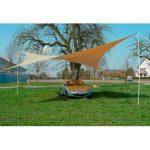 Sonnenschutz Trampolin Sonnensegel Berdachung Garten Terrasse Quadratisch 5 Fenster Sonnenschutzfolie Innen Für Außen Wohnzimmer Sonnenschutz Trampolin
