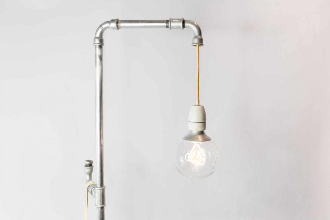 Large Size of Ikea Stehlampen Stehlampe Selber Machen Aus Rohren Im Industrial Style Diy Küche Kosten Modulküche Wohnzimmer Sofa Mit Schlaffunktion Betten 160x200 Bei Wohnzimmer Ikea Stehlampen