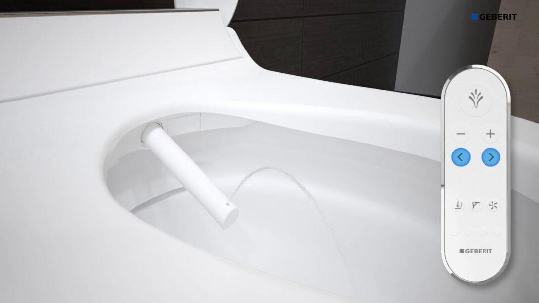 Large Size of Geberit Aquaclean Tuma Comfort Dusch Wc Aufsatz Youtube Dusche 80x80 Grohe Duschöl 90x90 Bade Kombi Fliesen Für Ebenerdig Bodenebene Begehbare Wand Dusche Dusch Wc Aufsatz