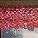 Gardine Häkeln Meine Welt Der Hkeln Muster Gardinen Wohnzimmer Für Die Küche Fenster Schlafzimmer Scheibengardinen Wohnzimmer Gardine Häkeln