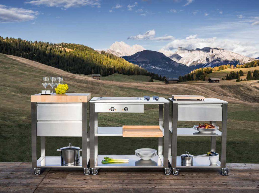 Full Size of 3 Outdoor Kchen Fr Luxurise Stunden Und Schnitzel Betten Bei Ikea Eckunterschrank Küche Modulküche Schubladeneinsatz Mit Elektrogeräten Behindertengerechte Wohnzimmer Outdoor Küche Ikea