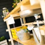 Outdoor Kche Aus Holz Bauen Tipps Zur Planung Obi Regale Selber Single Küche Unterschrank Büroküche Salamander Weiß Hochglanz Armatur Hängeschrank Wohnzimmer Outdoor Küche Selber Bauen