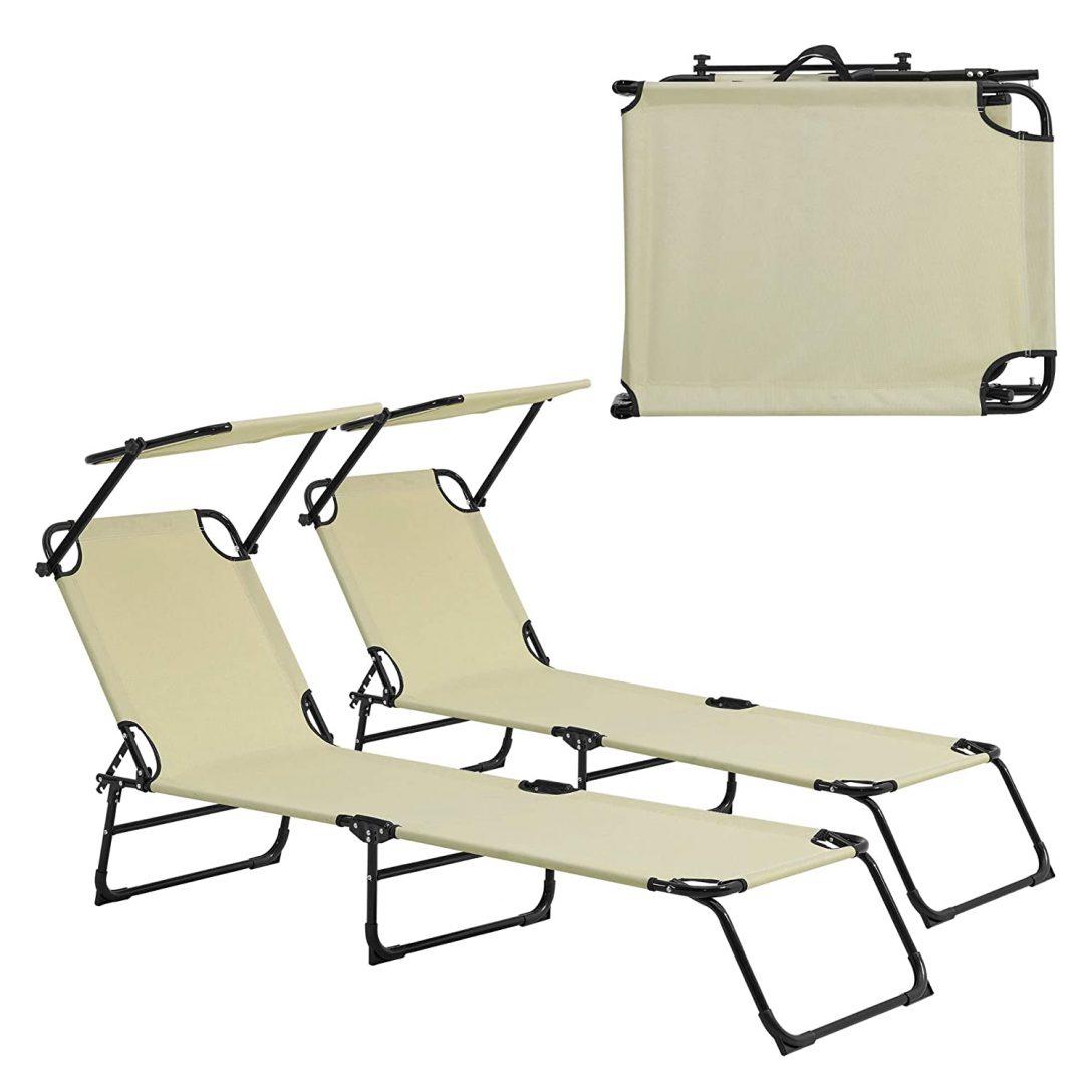 Large Size of Liegestuhl Ikea Casapro Sonnenliege 2er Set Klappbar 190cm Creme Mit Dach Miniküche Betten 160x200 Modulküche Küche Kosten Bei Sofa Schlaffunktion Kaufen Wohnzimmer Liegestuhl Ikea