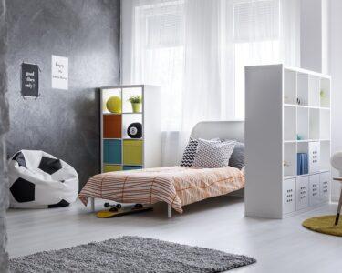 Einrichtung Kinderzimmer Kinderzimmer Kinderzimmer In Jugendzimmer Verwandeln Zuhause Bei Sam Sofa Regal Regale Weiß