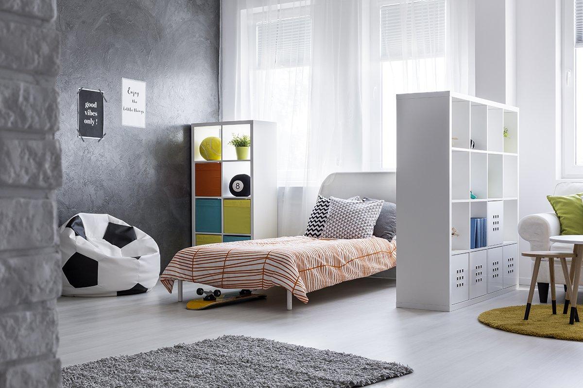 Full Size of Kinderzimmer In Jugendzimmer Verwandeln Zuhause Bei Sam Sofa Regal Regale Weiß Kinderzimmer Einrichtung Kinderzimmer