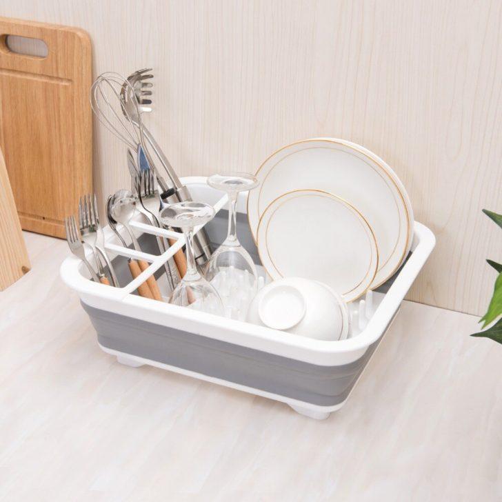 Medium Size of Aufbewahrung Küche Anho Kche Faltbare Dish Rack Lagerung Halter Abtropfflche Hängeregal Umziehen Eckküche Mit Elektrogeräten Vorhänge Nobilia Griffe Wohnzimmer Aufbewahrung Küche