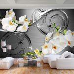 Fototapete Blumen Vintage Schlafzimmer 3d Blumenwiese Komar Vlies Fototapeten Kaufen Rosen Dunkel Weiss Rosa Bunte Wohnzimmer Fenster Küche Wohnzimmer Fototapete Blumen