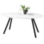 Esstisch Oval Esstische Esstisch Ausziehbar Massiv Glas Betonplatte Lampen Runde Esstische Holz 2m Esstischstühle Oval Weiß Mit Baumkante Rund Quadratisch Bank Stühlen Rustikal