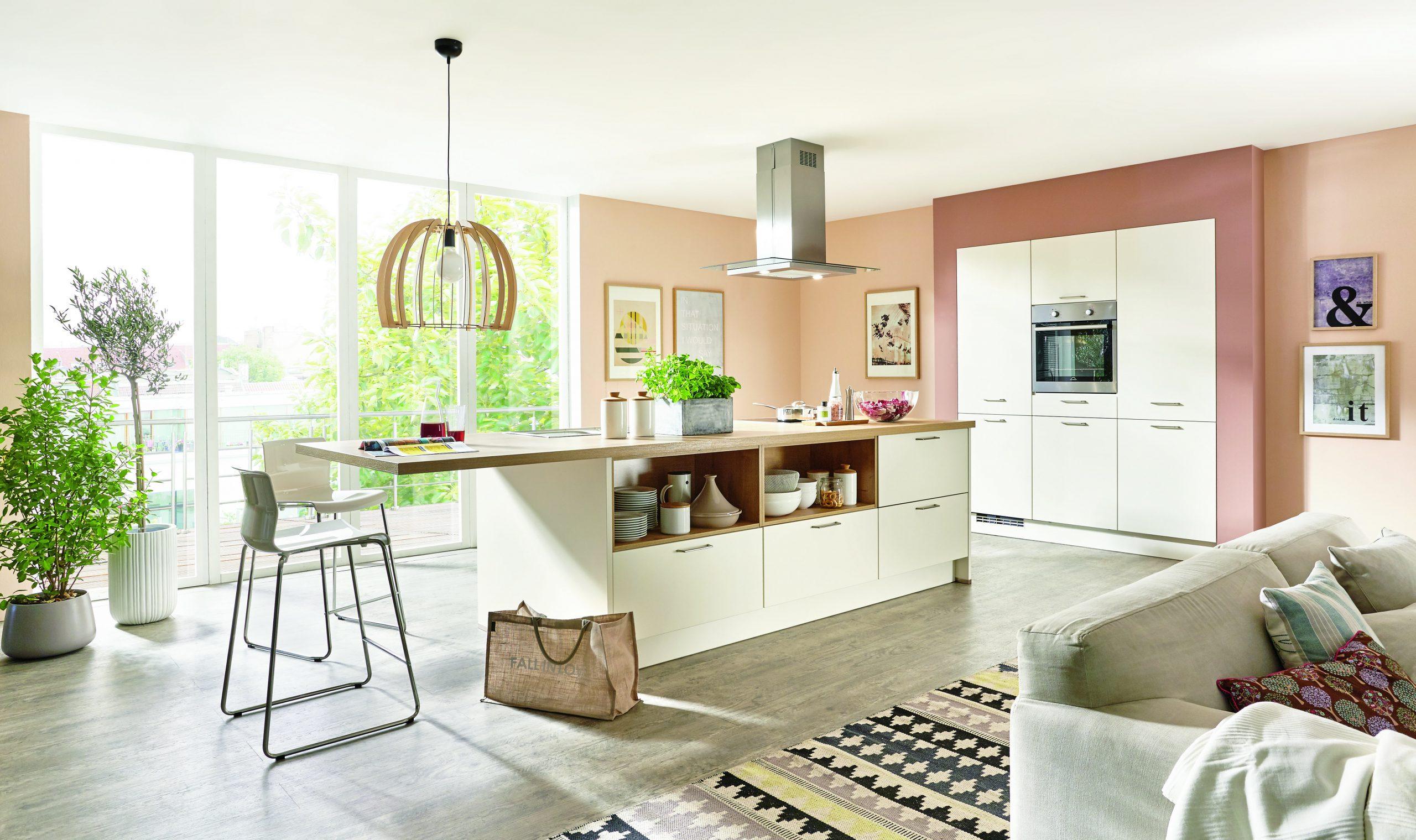 Full Size of Beigefarbene Kchen Kchentrends In Beige Kcheco Wohnzimmer Magnolia Farbe