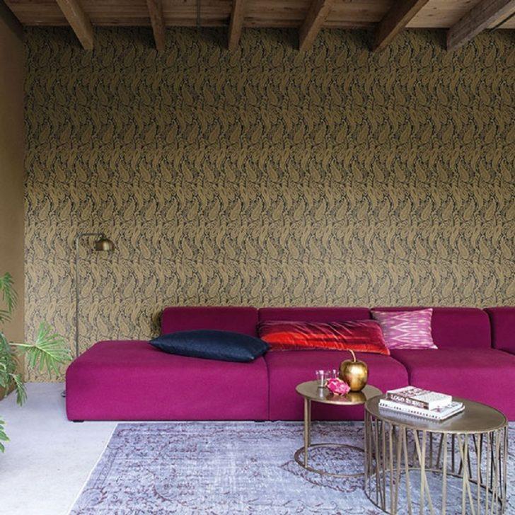 Medium Size of Casa Padrino Barock Wohnzimmer Tapete Grau Gold 10 Sofa Kleines Landhausstil Hängeleuchte Wandbild Liege Deckenlampen Wohnwand Indirekte Beleuchtung Modern Wohnzimmer Vliestapete Wohnzimmer