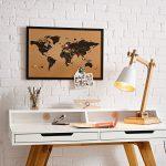 Pinnwand Modern Weltkarte Jetzt Bei Weltbildat Bestellen Küche Weiss Moderne Duschen Esstisch Holz Modernes Bett Deckenlampen Wohnzimmer Deckenleuchte Bilder Wohnzimmer Pinnwand Modern